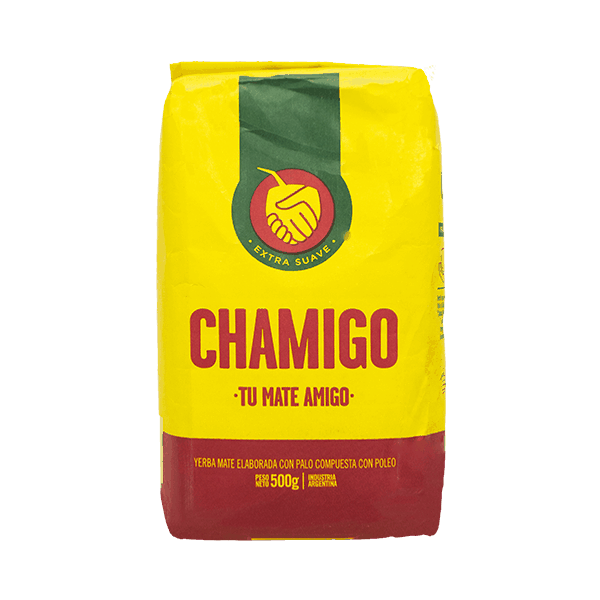 Chamigo - new yerba mate tea flavor