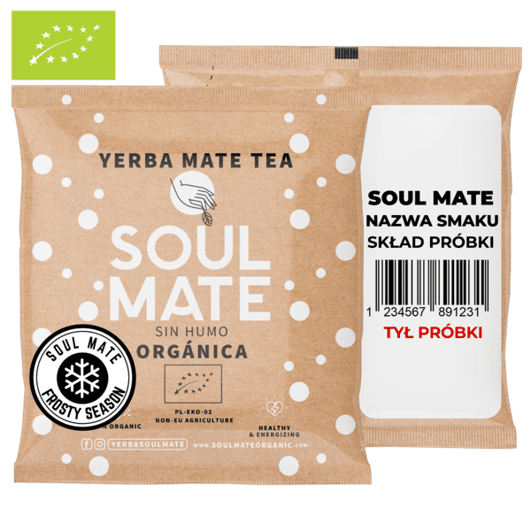 Soul Mate Organica Frosty Season 50g (certified)