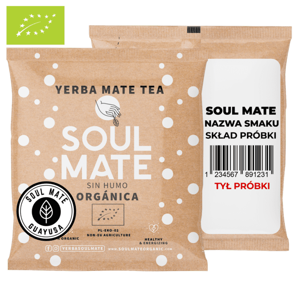 Soul Mate Orgánica Guayusa 50g (certified)